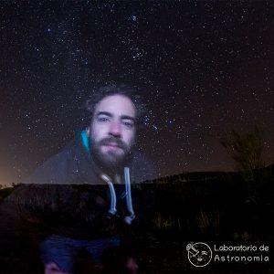 selfie astronomico