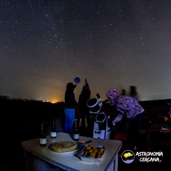 astronomia y cerveza